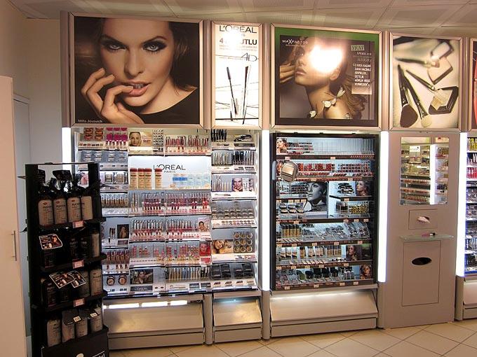 magasin parfumerie