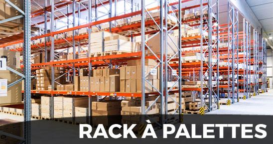 Rack à palettes
