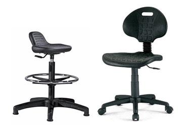 Chaises, sièges de travail