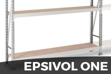 Rayonnage semi-lourd Epsivol One